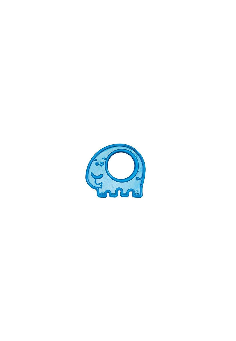Inel gingival soft, catel, albastru imagine