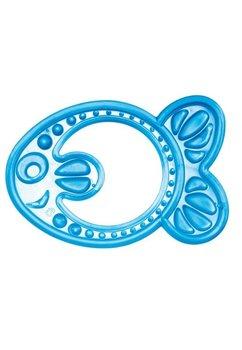 Inel gingival soft, pestisor albastru