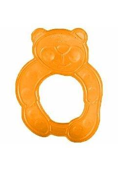 Inel gingival soft, ursulet portocaliu