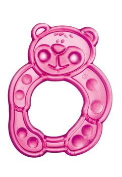 Inel gingival soft, ursulet roz