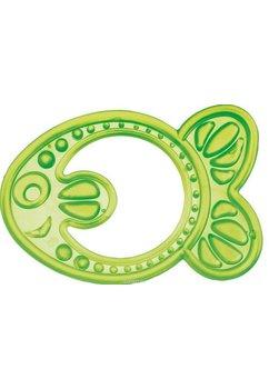 Inel pentru gingii, peste verde