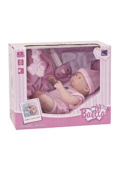 Jucarie bebelus, Baellar,roz cu accesorii