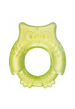Jucarie dentitie, figurina bufnita verde 74/016