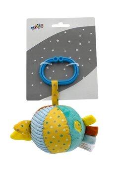 Jucarie pentru carucior, minge colorata
