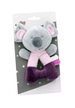 Jucarie plus, Koala, gri cu mov