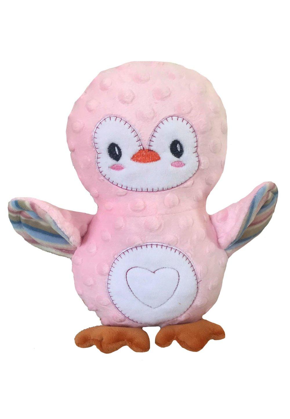 Jucarie Plus, Pinguin, Roz