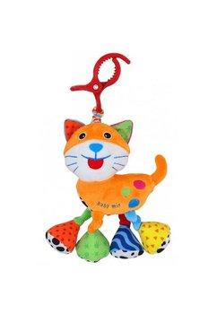 Jucarie plus, pisicuta portocalie