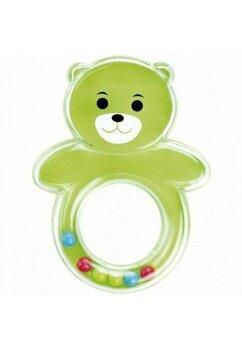 Jucarie zornaitoare, Mis Koala, verde cu bile