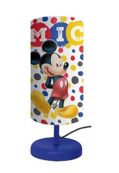 Lampa Mickey, cu buline colorate
