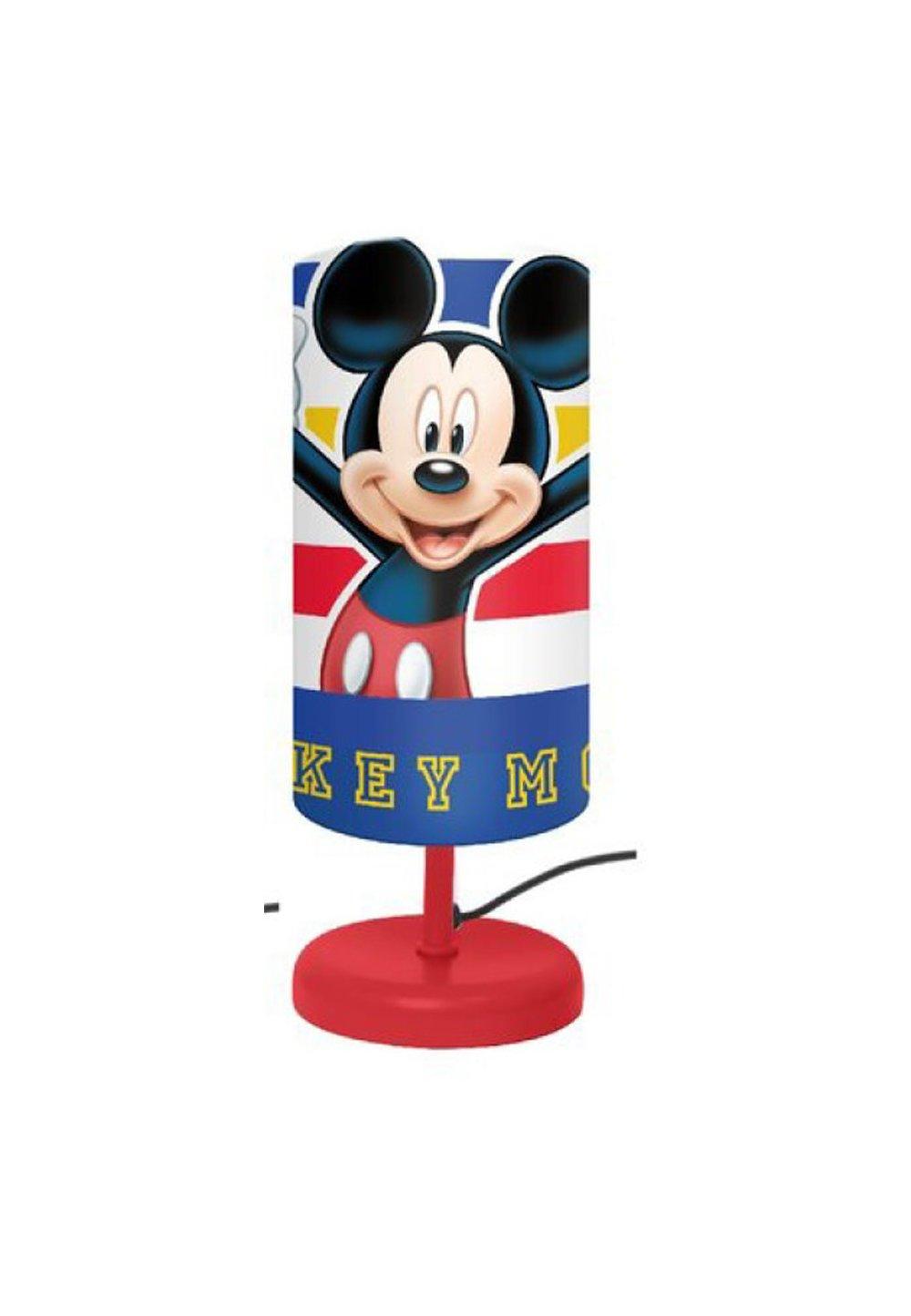 Lampa Mickey, cu dungi colorate imagine