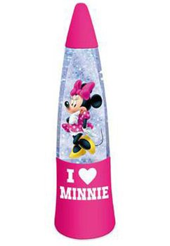 Lampa roz inchis, I Love Minnie