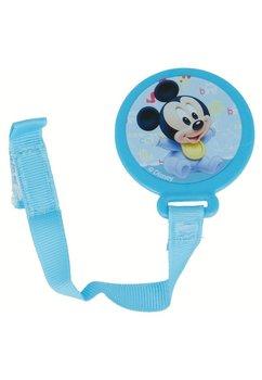 Lant pentru suzeta, albastru, baby Mickey Mouse