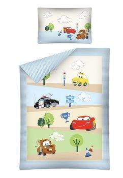 Lenjerie de pat, bebe Cars, 100x135cm