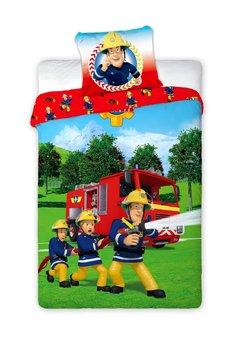 Lenjerie de pat, Fireman Sam, 160 x 200 cm