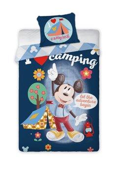 Lenjerie de pat, I love camping, 140 x 200 cm