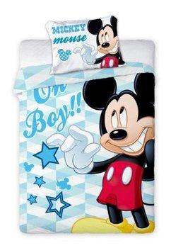 Lenjerie de pat, Mickey, 100x135cm