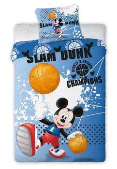 Lenjerie de pat, Mickye ,Slam dunk, 160x200cm