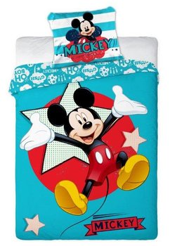 Lenjerie de pat polar fleece, Mickey Mouse, 160x200cm
