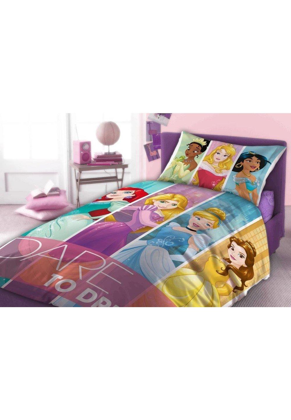 Lenjerie de pat, Princess, Dare to dream, 160x200cm imagine