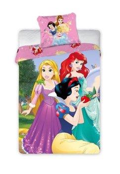 Lenjerie de pat, Princess, roz, 160x200cm