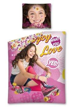 Lenjerie de pat, Soy Luna, Love, 140x200cm