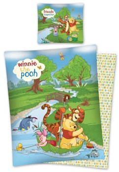 Lenjerie de pat, Winnie, Friends together, 160x200cm
