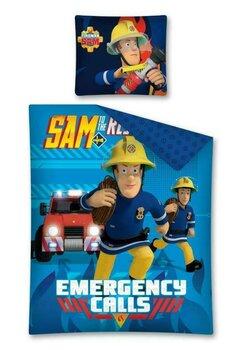 Lenjerie pat, Emergency Calls, Sam, 140x200 cm