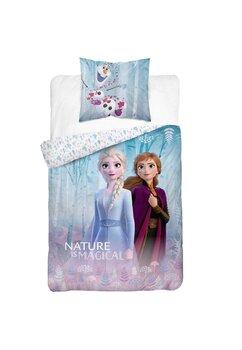 Lenjerie pat,Frozen, Nature is Magical, multicolor, 160x200 cm