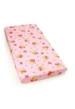 Lenjerie ursulet cu albinute roz,3 piese