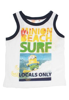 Maieu alb, Minion beach surf
