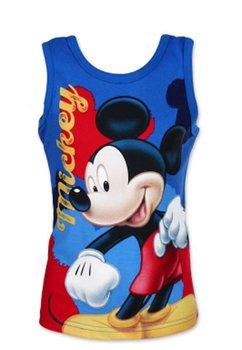 Maieu albastru, Mickey Mouse