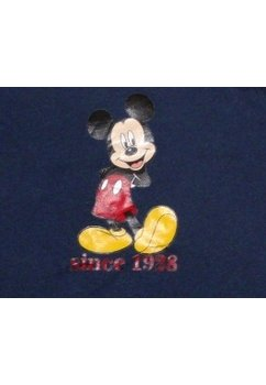Maieu+chilot Mickey albastru