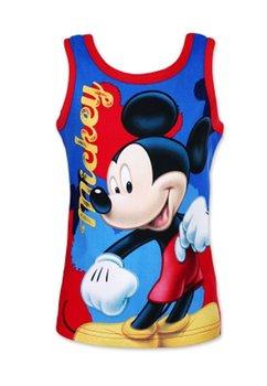 Maieu rosu, Mickey Mouse