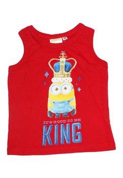 Maieu rosu, Minion king