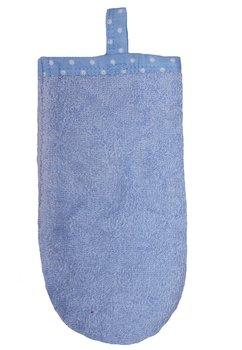 Manusa baie, albastra