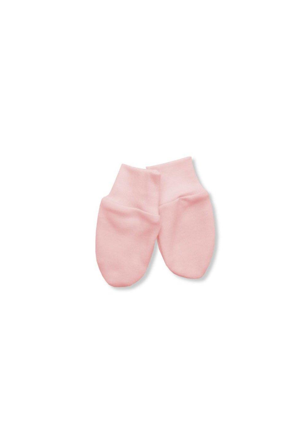 Manusi bebe, roz, 0-1luni imagine
