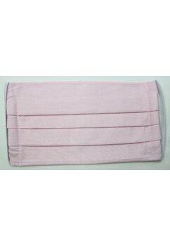 Masca bumbac, set 3 buc, refolosibile, roz, plata cu CARD