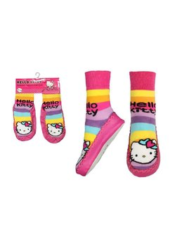 Mocasini Hello Kitty, roz