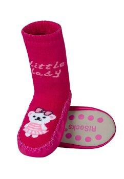 Mocasini, Little Lady, roz inchis