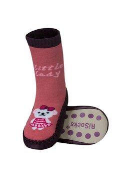 Mocasini, Little Lady, roz prafuit