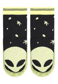 Mocasini, verzi, extraterestru