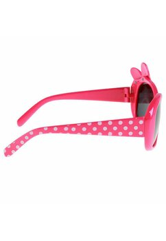 Ochelari de soare, Minnie, roz cu buline albe