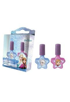 Oja Frozen, roz si albastru
