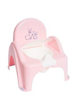 Olita scaunel, iepuras, roz
