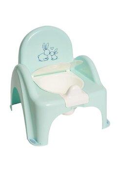 Olita scaunel, iepuras, turcoaz