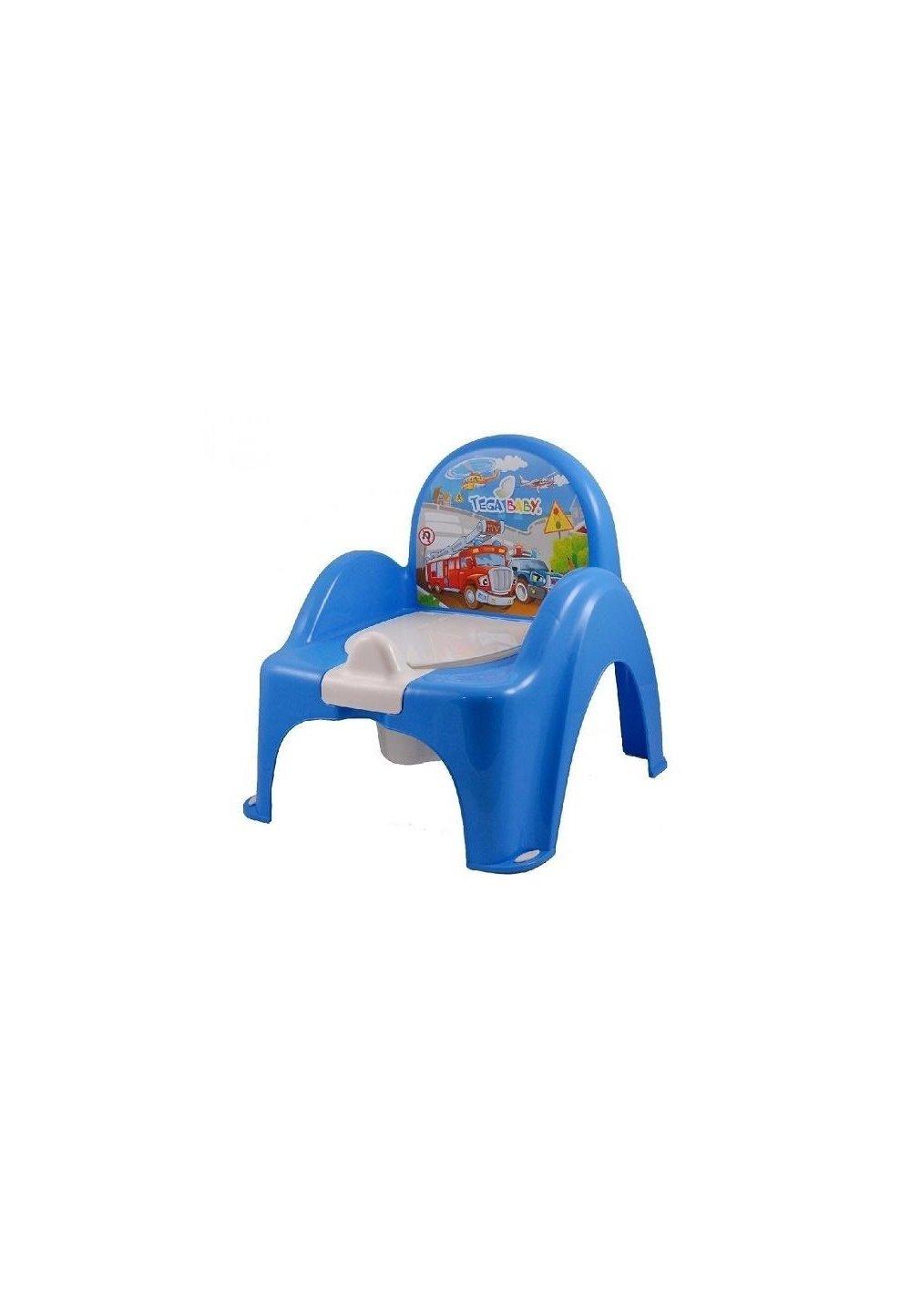 Olita scaunel, Masinute, albastra imagine