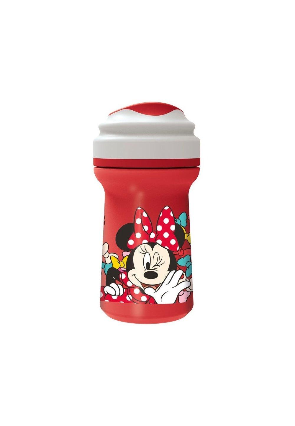 Pahar, Minnie Mouse, Rosu
