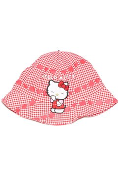Palarie Hello Kitty red  (1)