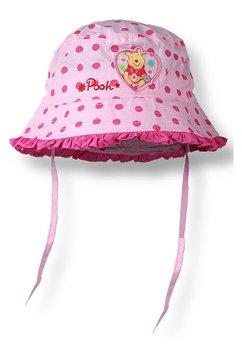 Palarie, Winnie, roz cu buline roz inchis