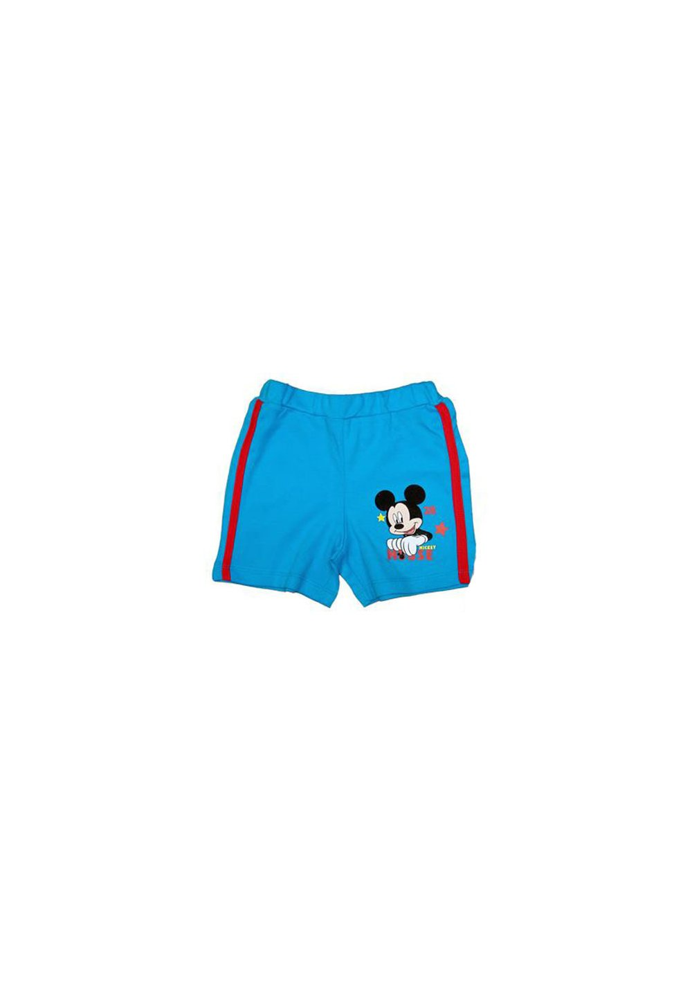 Pantalon scurt Mickey, bebe, albastru imagine